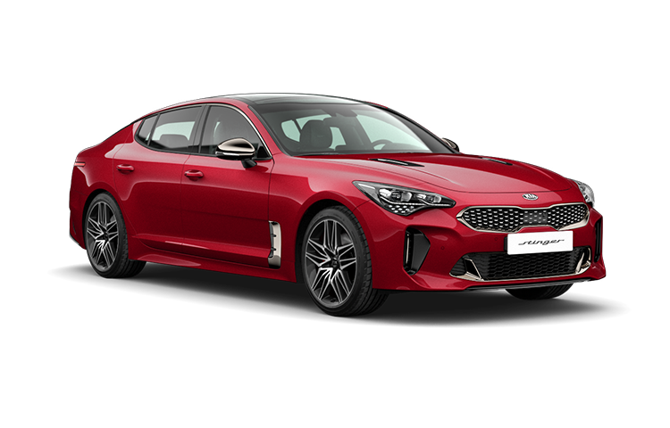 New Kia Stinger GT